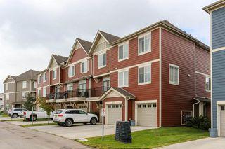 Photo 27: 161 603 WATT Boulevard in Edmonton: Zone 53 Townhouse for sale : MLS®# E4166064