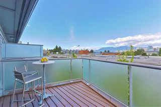 "Photo 7: 17 1250 W 6TH Avenue in Vancouver: Fairview VW Townhouse for sale in ""The Silver"" (Vancouver West)  : MLS®# R2390399"