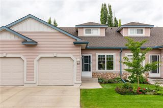 Photo 1: 55 CHAPARRAL Point SE in Calgary: Chaparral Row/Townhouse for sale : MLS®# C4262663
