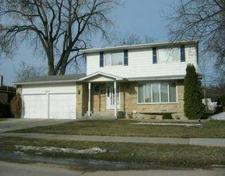Photo 1: 286 ALDINE Street in WINNIPEG: St James Residential for sale (West Winnipeg)  : MLS®# 2705382