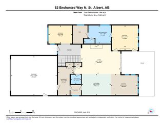 Photo 41: 62 ENCHANTED Way N: St. Albert House for sale : MLS®# E4179122
