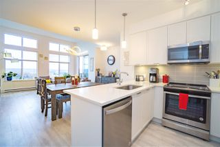"Main Photo: 401 828 GAUTHIER Avenue in Coquitlam: Coquitlam West Condo for sale in ""Cirstallo"" : MLS®# R2421016"