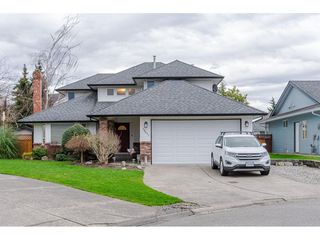 "Photo 1: 18677 61A Avenue in Surrey: Cloverdale BC House for sale in ""EAGLECREST"" (Cloverdale)  : MLS®# R2426392"