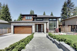 Main Photo: 1345 BRISBANE Avenue in Coquitlam: Harbour Chines House for sale : MLS®# R2439886