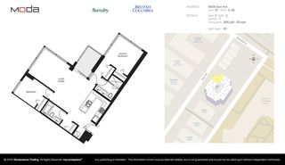 """Photo 25: 1707 6658 DOW Avenue in Burnaby: Metrotown Condo for sale in """"Moda by Polygon"""" (Burnaby South)  : MLS®# R2463781"""