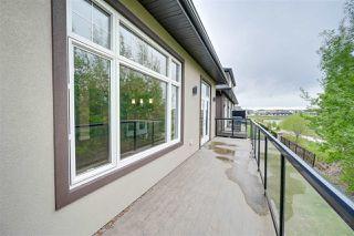 Photo 37: 41 20425 93 Avenue in Edmonton: Zone 58 House Half Duplex for sale : MLS®# E4202780