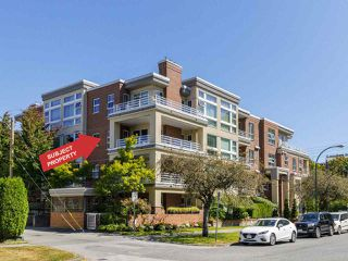 """Main Photo: 302 2105 W 42ND Avenue in Vancouver: Kerrisdale Condo for sale in """"THE BROWNSTONE"""" (Vancouver West)  : MLS®# R2483811"""