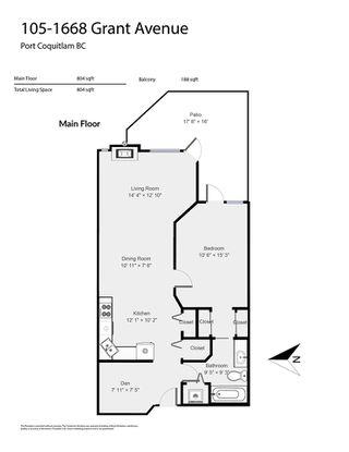 Photo 22: 105 1668 GRANT Avenue in Port Coquitlam: Glenwood PQ Condo for sale : MLS®# R2487243