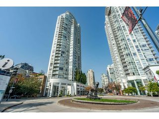 "Main Photo: 1205 1201 MARINASIDE Crescent in Vancouver: Yaletown Condo for sale in ""The Peninsula"" (Vancouver West)  : MLS®# R2504818"