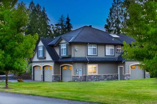 "Photo 1: 12555 264 Street in Maple Ridge: Websters Corners House for sale in ""WHISPERING FALLS"" : MLS®# R2525613"