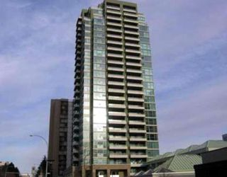 """Photo 1: 1006 4380 HALIFAX Street in Burnaby: Brentwood Park Condo for sale in """"BUCHANNAN NORTH"""" (Burnaby North)  : MLS®# V808821"""