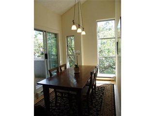 """Photo 5: 23 877 W 7TH Avenue in Vancouver: Fairview VW Townhouse for sale in """"EMERALD COURT"""" (Vancouver West)  : MLS®# V834618"""