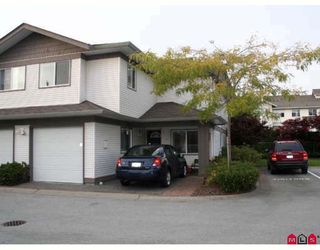 """Photo 1: 317 16233 82ND Avenue in Surrey: Fleetwood Tynehead Townhouse for sale in """"THE ORCHARDS"""" : MLS®# F2829988"""