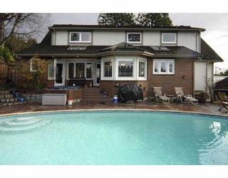 Photo 2: 1875 26TH Avenue in West_Vancouver: Queens House for sale (West Vancouver)  : MLS®# V750703