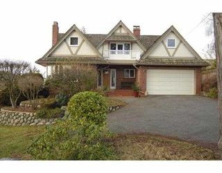 Photo 1: 1875 26TH Avenue in West_Vancouver: Queens House for sale (West Vancouver)  : MLS®# V750703