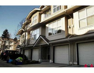 """Main Photo: 51 20460 66TH Avenue in Langley: Willoughby Heights Townhouse for sale in """"WILLOW EDGE"""" : MLS®# F2903547"""