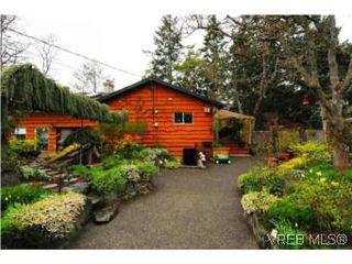 Main Photo: 2571 Rainville Rd in VICTORIA: La Mill Hill House for sale (Langford)  : MLS®# 495702