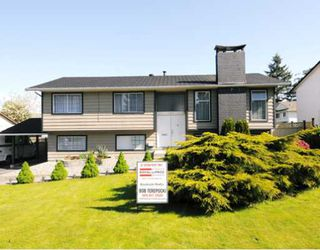 Photo 1: 22715 124TH Avenue in Maple_Ridge: East Central House for sale (Maple Ridge)  : MLS®# V763586