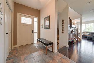 Photo 3: 1673 JAMES MOWATT Trail in Edmonton: Zone 55 House Half Duplex for sale : MLS®# E4169729