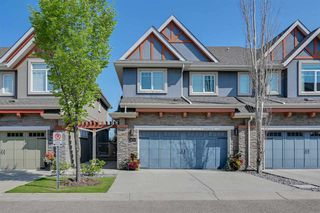 Photo 1: 1673 JAMES MOWATT Trail in Edmonton: Zone 55 House Half Duplex for sale : MLS®# E4169729