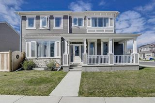 Photo 1: 163 WINDFORD RI SW: Airdrie House for sale : MLS®# C4264581