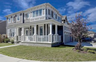 Photo 2: 163 WINDFORD RI SW: Airdrie House for sale : MLS®# C4264581