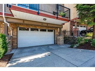 """Main Photo: 22 35626 MCKEE Road in Abbotsford: Abbotsford East Townhouse for sale in """"Ledgeview Villas"""" : MLS®# R2468228"""