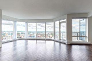 Photo 2: 4505 10360 102 Street in Edmonton: Zone 12 Condo for sale : MLS®# E4203304