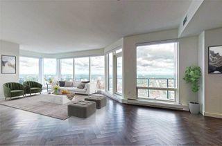 Photo 7: 4505 10360 102 Street in Edmonton: Zone 12 Condo for sale : MLS®# E4203304