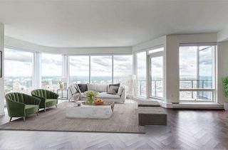 Photo 3: 4505 10360 102 Street in Edmonton: Zone 12 Condo for sale : MLS®# E4203304
