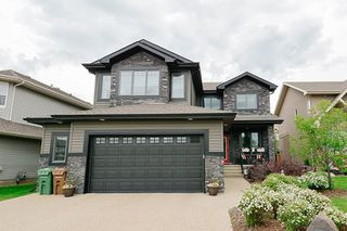 Photo 1: 131 NORTH RIDGE Drive: St. Albert House for sale : MLS®# E4203433