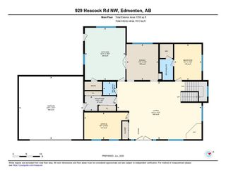 Photo 37: 929 HEACOCK Road in Edmonton: Zone 14 House for sale : MLS®# E4203639