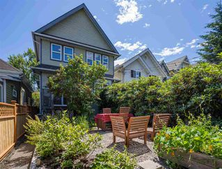 Main Photo: 643 E PENDER Street in Vancouver: Strathcona House 1/2 Duplex for sale (Vancouver East)  : MLS®# R2470994