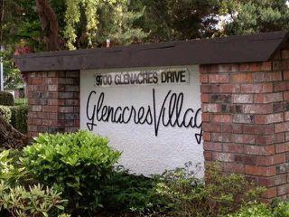 """Photo 1: 109 9700 GLENACRES Drive in Richmond: Saunders Townhouse for sale in """"GLENACRES VILLAGE"""" : MLS®# R2481776"""