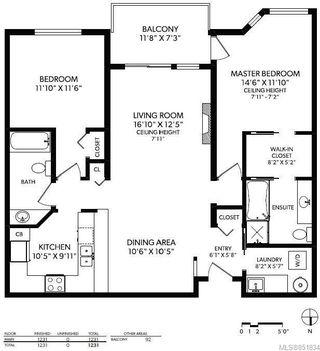 Photo 2: 209 537 Heatherdale Lane in : SW Royal Oak Condo for sale (Saanich West)  : MLS®# 851834