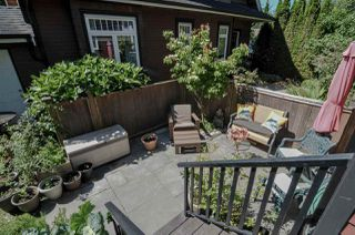 Photo 15: 1 1130 E 14TH AVENUE in Vancouver: Mount Pleasant VE Townhouse for sale (Vancouver East)  : MLS®# R2470688