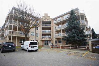 Photo 1: 107 17511 98A Avenue in Edmonton: Zone 20 Condo for sale : MLS®# E4219714