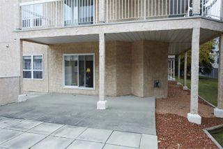 Photo 25: 107 17511 98A Avenue in Edmonton: Zone 20 Condo for sale : MLS®# E4219714