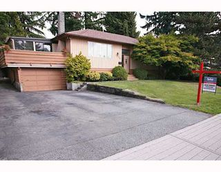 Photo 1: 2271 STANWOOD Avenue in Coquitlam: Central Coquitlam House for sale : MLS®# V790503