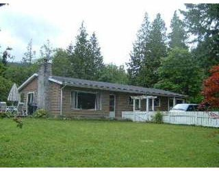 Main Photo: 2248 OLDERSHAW RD in Roberts_Creek: Roberts Creek House for sale (Sunshine Coast)  : MLS®# V541704