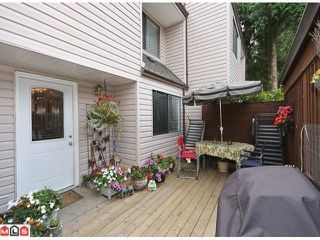 "Photo 1: 405 5074 201A Street in Langley: Langley City Townhouse for sale in ""NICOMEKL PLACE"" : MLS®# F1021981"