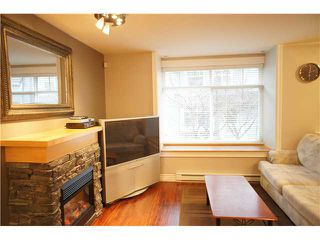 "Photo 2: 55 7488 SOUTHWYNDE Avenue in Burnaby: South Slope Townhouse for sale in ""LEDGESTONE 1"" (Burnaby South)  : MLS®# V864166"