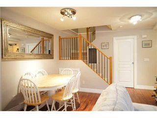 """Photo 5: 55 7488 SOUTHWYNDE Avenue in Burnaby: South Slope Townhouse for sale in """"LEDGESTONE 1"""" (Burnaby South)  : MLS®# V864166"""