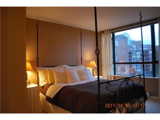 "Photo 9: 601 1003 PACIFIC Street in Vancouver: West End VW Condo for sale in ""SEASTAR"" (Vancouver West)  : MLS®# V864299"