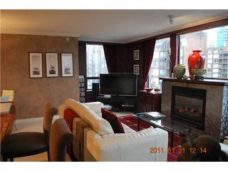 "Photo 3: 601 1003 PACIFIC Street in Vancouver: West End VW Condo for sale in ""SEASTAR"" (Vancouver West)  : MLS®# V864299"