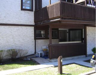 Photo 1: 120 NIAKWA Road in WINNIPEG: St Vital Condominium for sale (South East Winnipeg)  : MLS®# 2909313