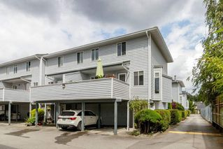 "Main Photo: 7 3384 COAST MERIDIAN Road in Port Coquitlam: Lincoln Park PQ Townhouse for sale in ""AVONDALE"" : MLS®# R2389524"