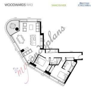 """Photo 20: 2110 128 W CORDOVA Street in Vancouver: Downtown VW Condo for sale in """"WOODWARDS W43"""" (Vancouver West)  : MLS®# R2394432"""