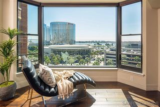 Photo 1: DOWNTOWN Condo for sale : 3 bedrooms : 500 W Harbor Drive #1022 in San Diego