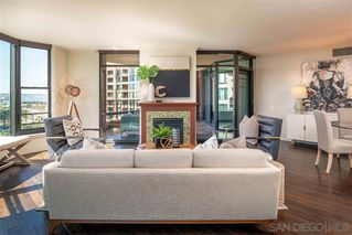 Photo 3: DOWNTOWN Condo for sale : 3 bedrooms : 500 W Harbor Drive #1022 in San Diego